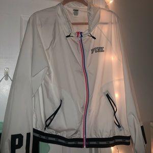 VS PINK Rain coat
